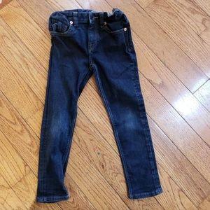 Boys skinny volcom Jean's